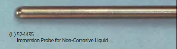 Thermocouple Immersion Probe for Non-Corrosive Liquid (52-1435)