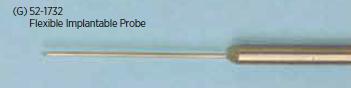 Thermocouple Flexible Implantable Probe (52-1732)