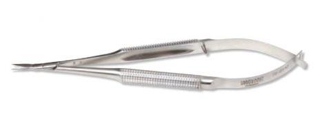 Straight, Sharp/Sharp with Round Handles