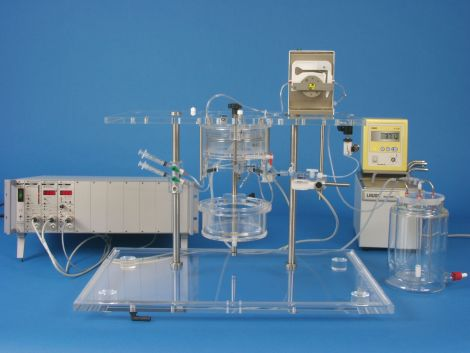 IH-SR Isolated Perfused Heart System for Small Rodents