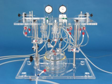 IH5-BI Biventricular Working Heart System for Rat, Guinea Pig and Rabbit