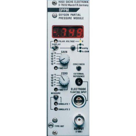 PLUGSYS Oxygen Partial Pressure Module (OPPM)