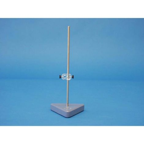 Lab Stand with Triangular Base Plate