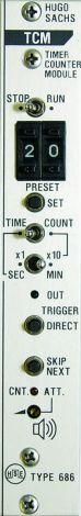 PLUGSYS Timer Counter Module (TCM)
