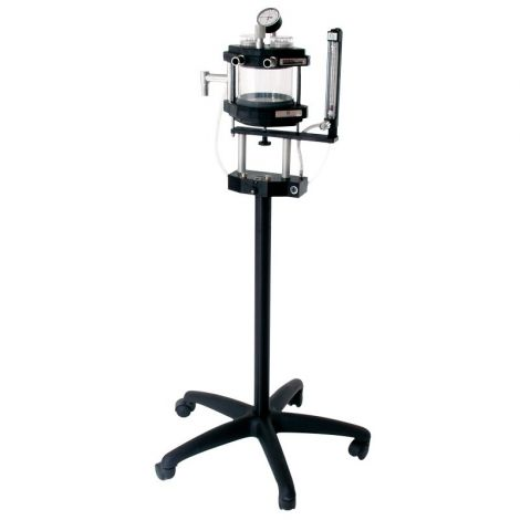 Mobile Rebreathing Anesthesia Machine