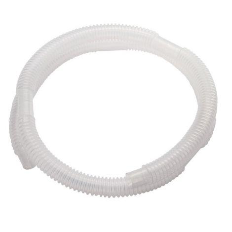 Corrugated Gas Evacuation tubing, 1ft (30 cm)