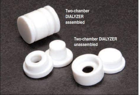 Fast Micro-Equilibrium Dialyzer