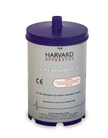 Fluosorber Activated Charcoal Filter Canister
