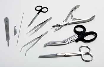 Minor Surgical Kit
