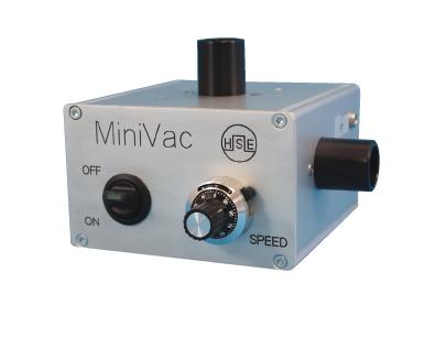 MiniVac Gas Evacuation Unit
