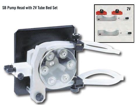 SB Pump Head Tube Bed with Tube Bed Sets, 2 V or 3 V
